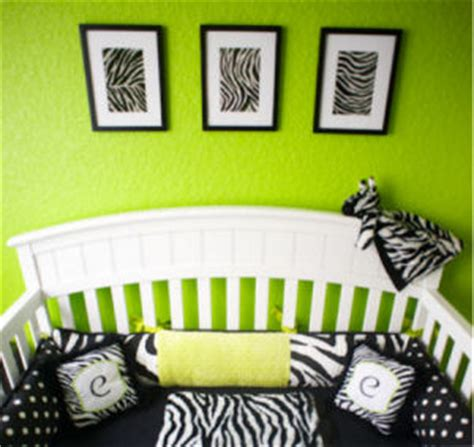 crib bedding zebra print for a baby zebra nursery theme
