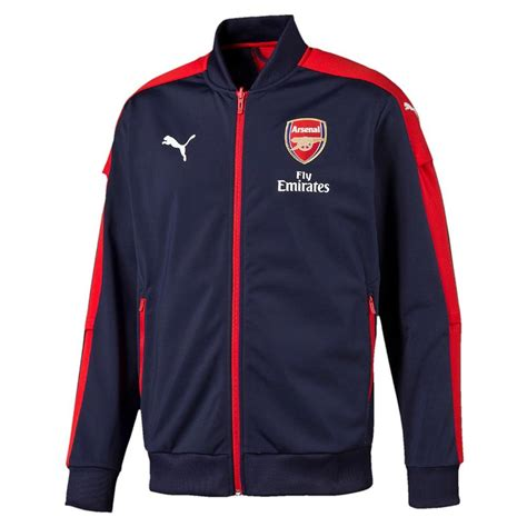 Puma Gift Card Balance Check - stefans soccer wisconsin puma arsenal 16 17 stadium track jacket navy red