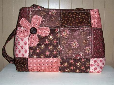 The Patchwork - ideas en patchwork y quilt bolsos en patchwork