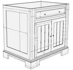 plans for cabinet bathroom vanity free ebook how