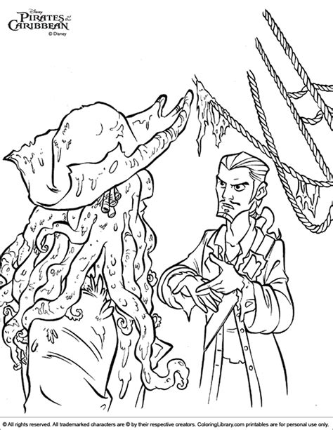 Pirates Of The Caribbean Coloring Pages Coloring Home Of The Caribbean Coloring Pages