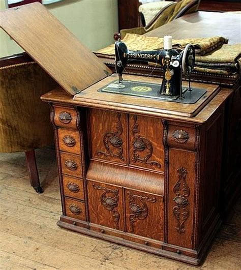 singer sewing machine cabinet sourcing wood for furniture then now the singer sewing