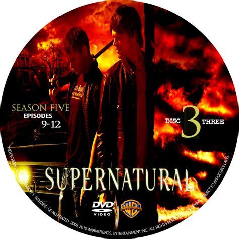 Dvd Supernatural Season 3 supernatural season 5 disc 3 custom dvd labels supernatural season 5 disc 3 custom cd