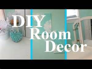 Easy Diy Room Decor Diy Room Decor 3 Easy Crafts For Your Bedroom