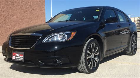 chrysler 200 s 2013 2013 chrysler 200 touring s appearance package uconnect