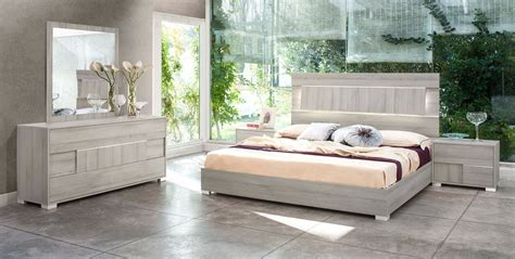 modern italian bedroom sets modrest ethan italian modern grey bedroom set