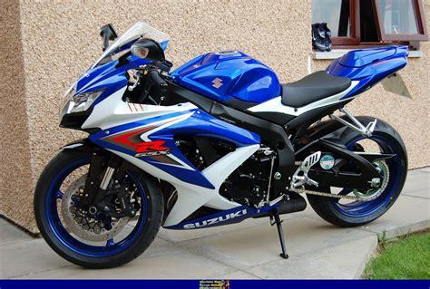 2008 Suzuki Gsx R750 Sportbike Rider Picture Website
