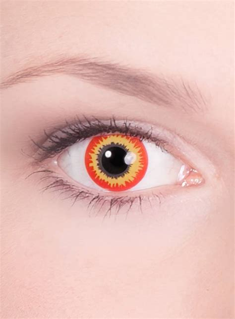 special effects color contacts orc special effect contact lens maskworld