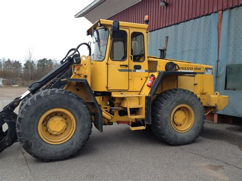 volvo l90 with great equipment 180 s wood machinery center