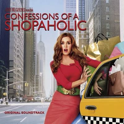 Confessions Of A Shopaholic Type Dvd 1 just cd cover confessions of a shopaholic soundtrack