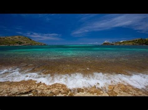 st barts beaches views youtube