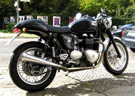 Wir Kaufen Dein Motorrad Berlin by Triumph Thruxton 900 Foto Bild Autos Zweir 228 Der