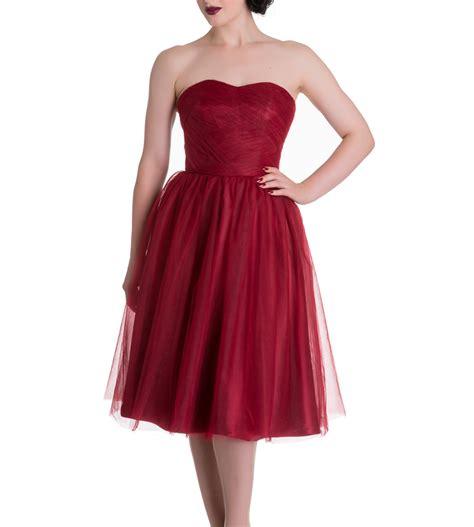 Dress Maleeka All Size hell bunny strapless prom dress tamara net all sizes ebay