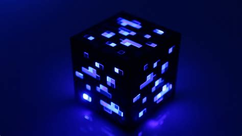 Minecraft Light Up the gallery for gt minecraft wallpaper ore