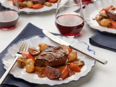 ina garten beef stroganoff beef bourguignon recipe ina garten food network