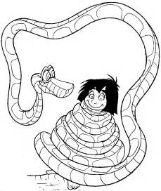 jungle book coloring pages jungle book coloring pages coloring pages