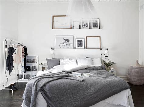 black bedroom ideas pinterest scandinavisch wonen op 80 vierkante meter m 233 t walk in