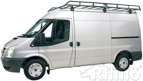 Ford Transit Roof Racks Used by Pre 2014 Ford Transit Rhino Roof Rack Mwb Medium Roof