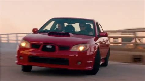 subaru baby driver subaru wrx sti makes for great getaway car in baby driver