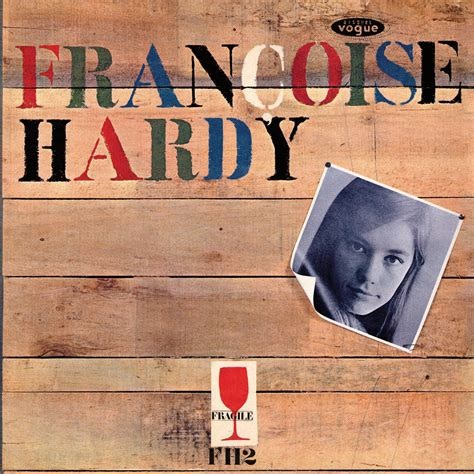 francoise hardy original album series mon amie la rose light in the attic records