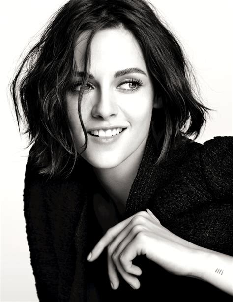 Kristen Gets by Kristen Stewart Gets Sultry For Chanel S In Rome