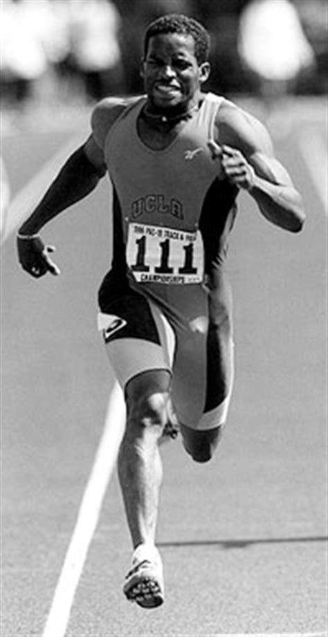 Laser Distance Meter Marc Davis 100m bruins take on world at sydney ucla