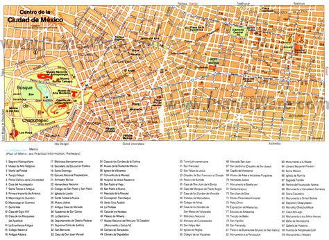 mexico city on a map mexico map detailed city and metro maps of mexico for