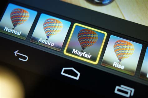 instagram apps for android instagram receives update on android new quot mayfair quot filter more droid