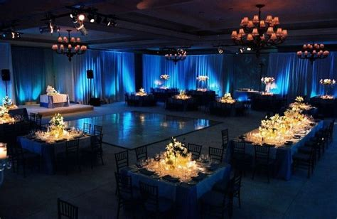 platinum touch events light it up wedding reception