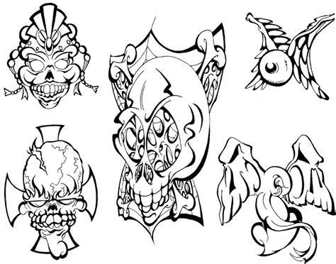 tattoo flash coloring pages tattoo flash art free printable coloring pages tattoo