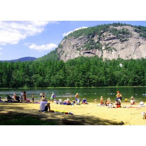 St Kid Echopark echo lake state park nh been there done that
