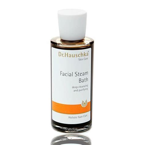 bathroom facials dr hauschka facial steam bath endlessbeautycare com