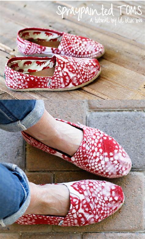 diy toms shoes diy glitter toms