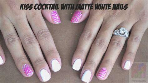 kiss nails tutorial tutorial kiss nail dress youtube