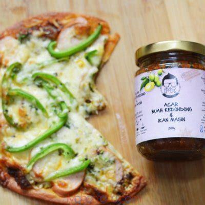 membuat bahan pizza acar buah bukan sekadar penyedap makanan juga boleh jadi