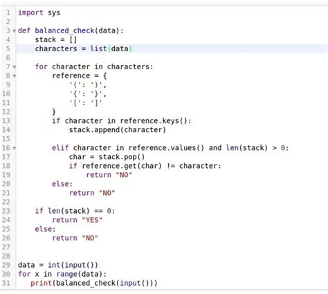 python match search match search how to balance parentheses in a string using minimum