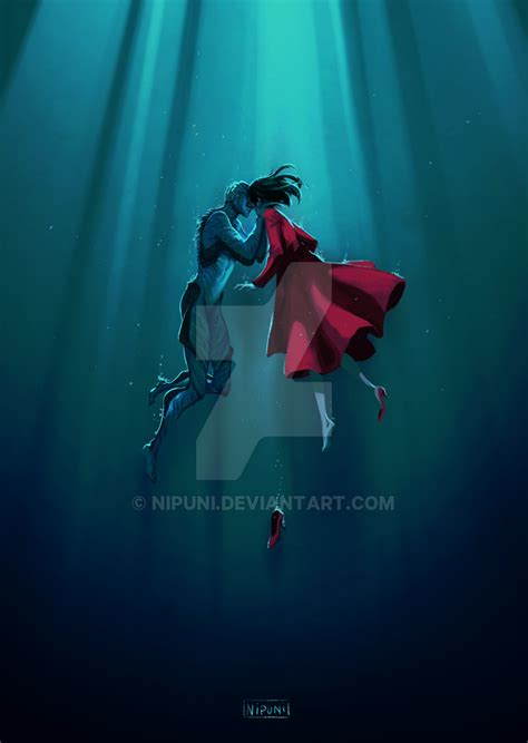 Shape Of Water the shape of water by nipuni on deviantart