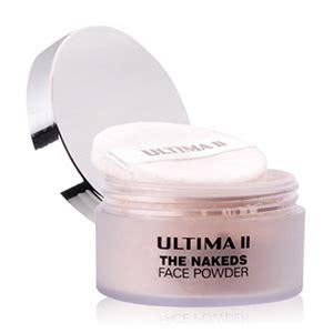 Bedak Ultima 1 Set makeup
