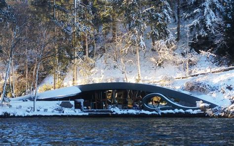 gibson house boat gibson boat house robert harvey oshatz organic architect