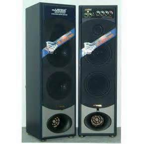Speaker Aktif Simbadda Karaoke harga la wega 629 audio hifi saloon karaoke speaker aktif pricenia