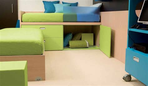 cool and ergonomic bedroom ideas for two children by cool and ergonomic bedroom ideas for two children by