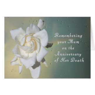 death anniversary greeting cards zazzle