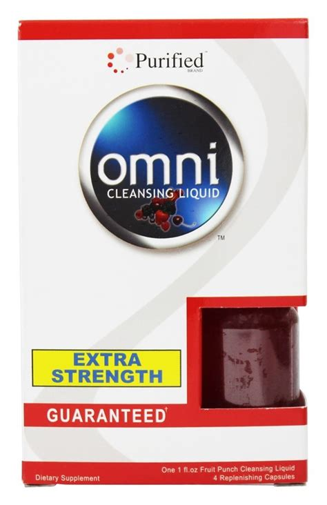 Omni Detox by Buy Purified Brand Omni Cleansing Liquid Strength