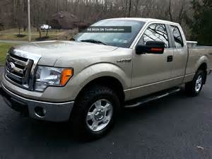 2010 ford f 150 xlt extended cab 4 door 5 4l