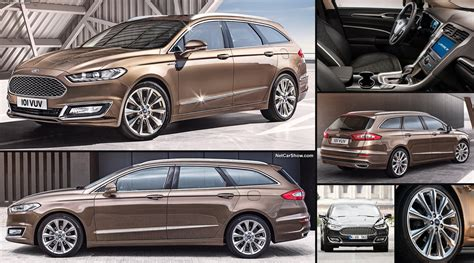 ford mondeo vignale  pictures information specs