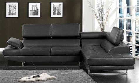 modern sleek sofa designs top 7 dark leather sectional sofas cute furniture