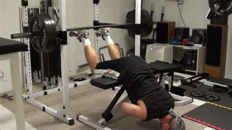 bench glute raises barbell bench braced back extensions for the lower back