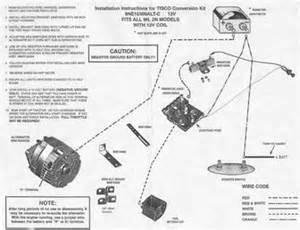 ford 2n 9n tisco 12 volt conversion kit wiring