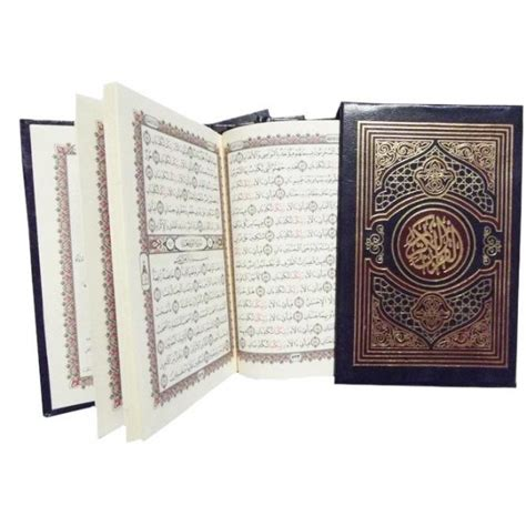 Tafsir Muyassar 1 Juz 1 8 al qur an mushaf box utsmani 30 juz 6 juz ukuran saku