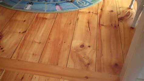 nantucket homes pine wood floors